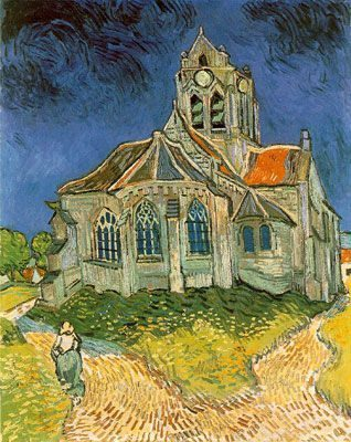 Church at Auvers (1890)