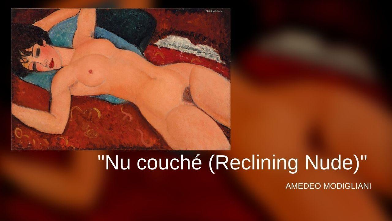 Nu couché (Reclining Nude)