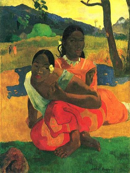 Paul Gauguin Nafea faa ipoipo? (When will you marry?)  10 BỨC HỌA ĐẮT NHẤT THẾ GIỚI Paul Gauguin Nafea faa ipoipo When will you marry