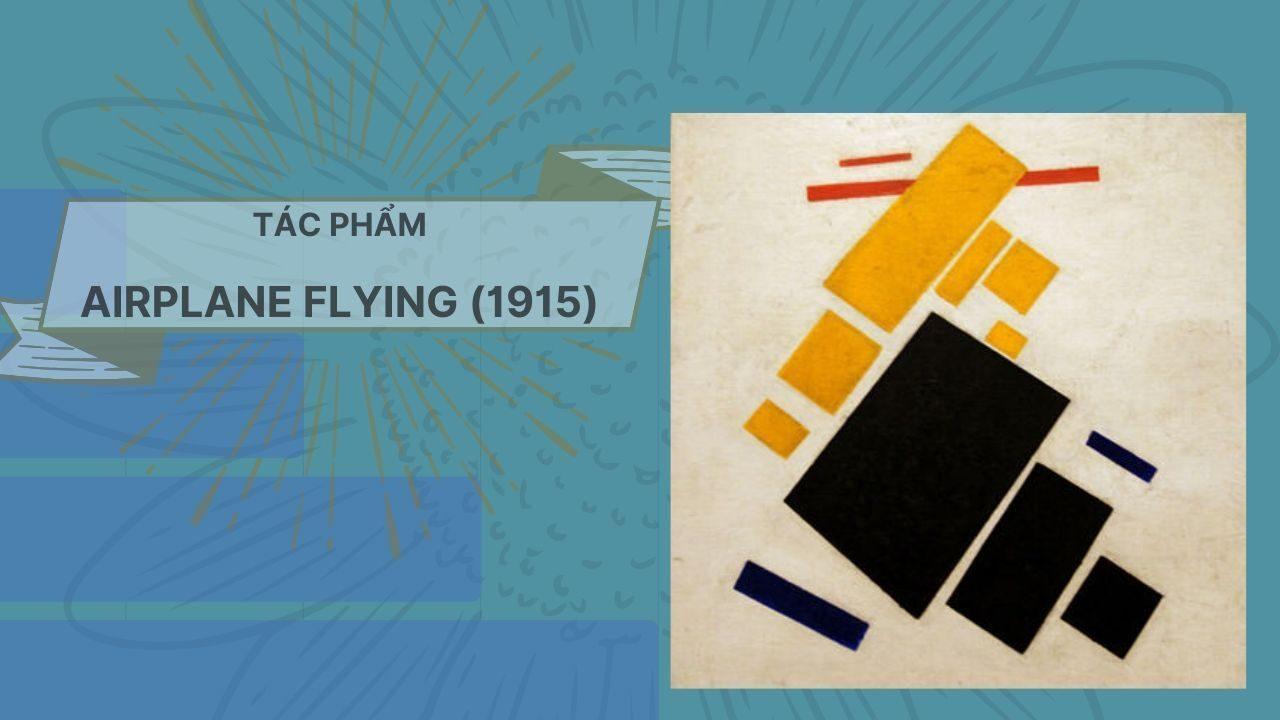 tác phẩm Airplane Flying (1915)