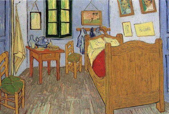 The Bedroom (1889)