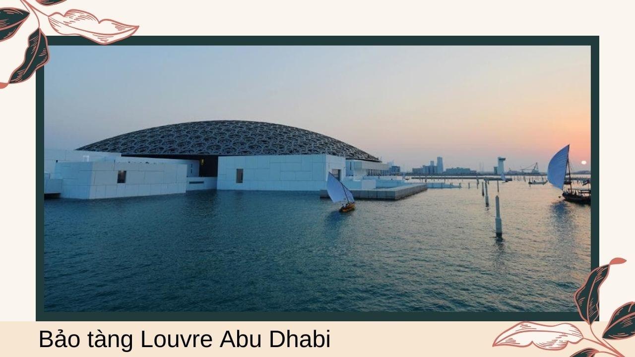 Bảo tàng Louvre Abu Dhabi