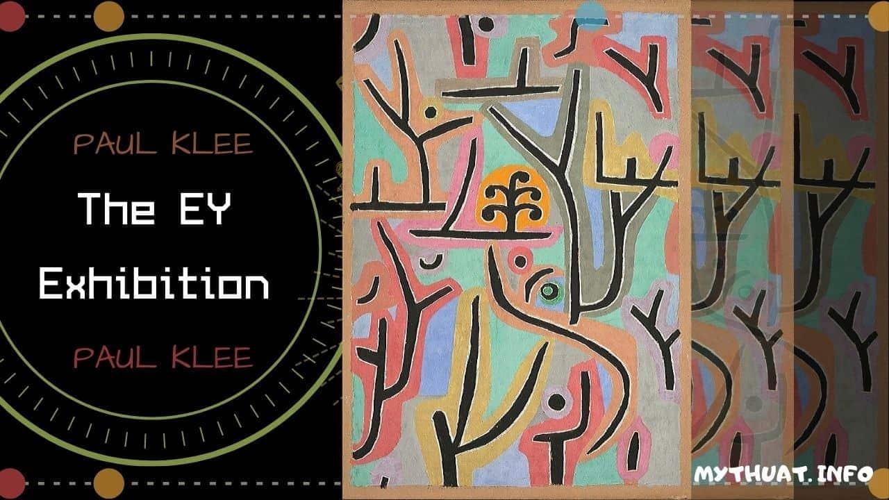 Làm sao để trở thành họa sĩ ? Tranh của Paul Klee