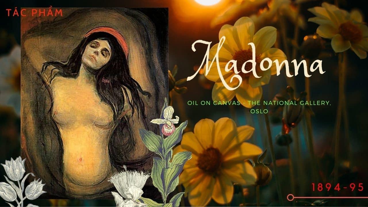 Tác phẩm Madonna