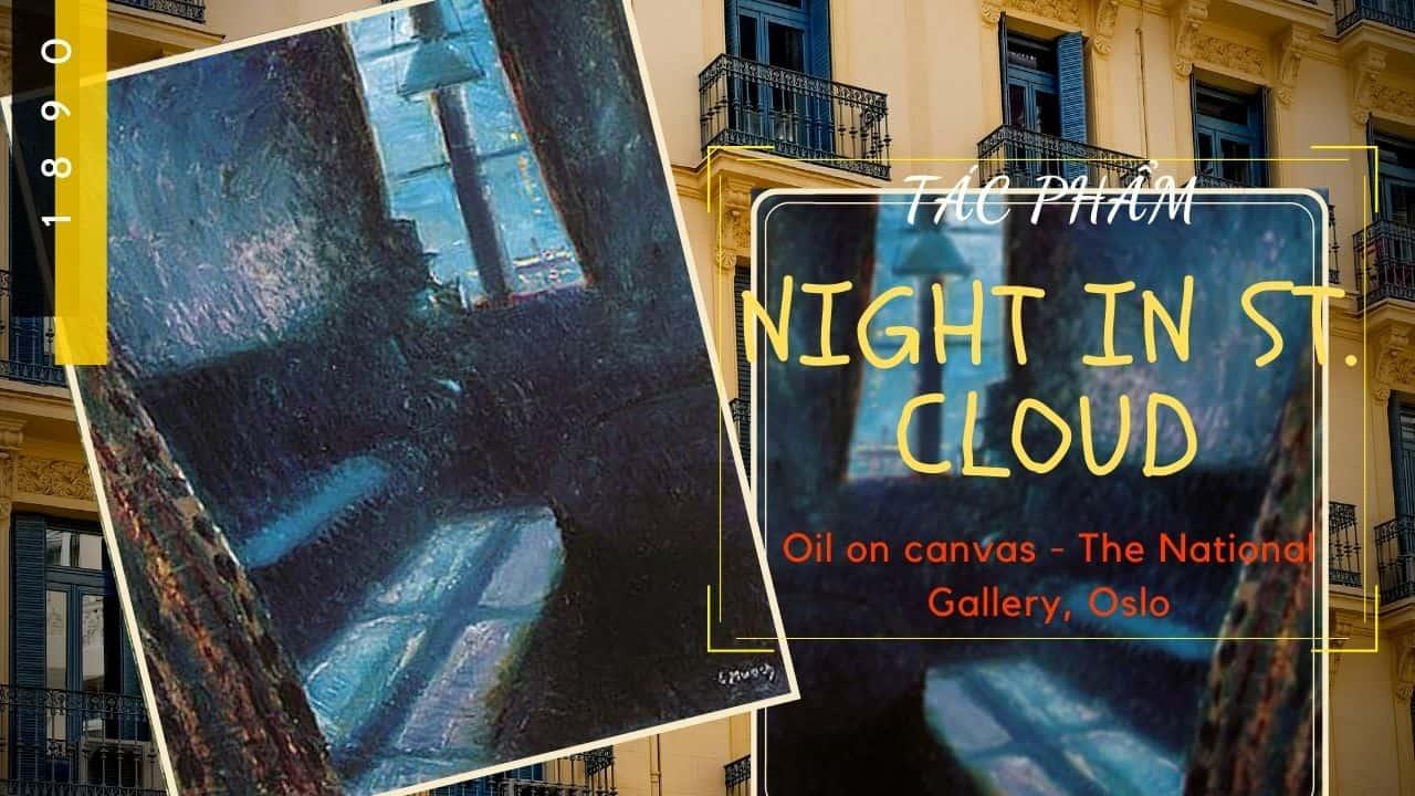Tác phẩm Night in St. Cloud