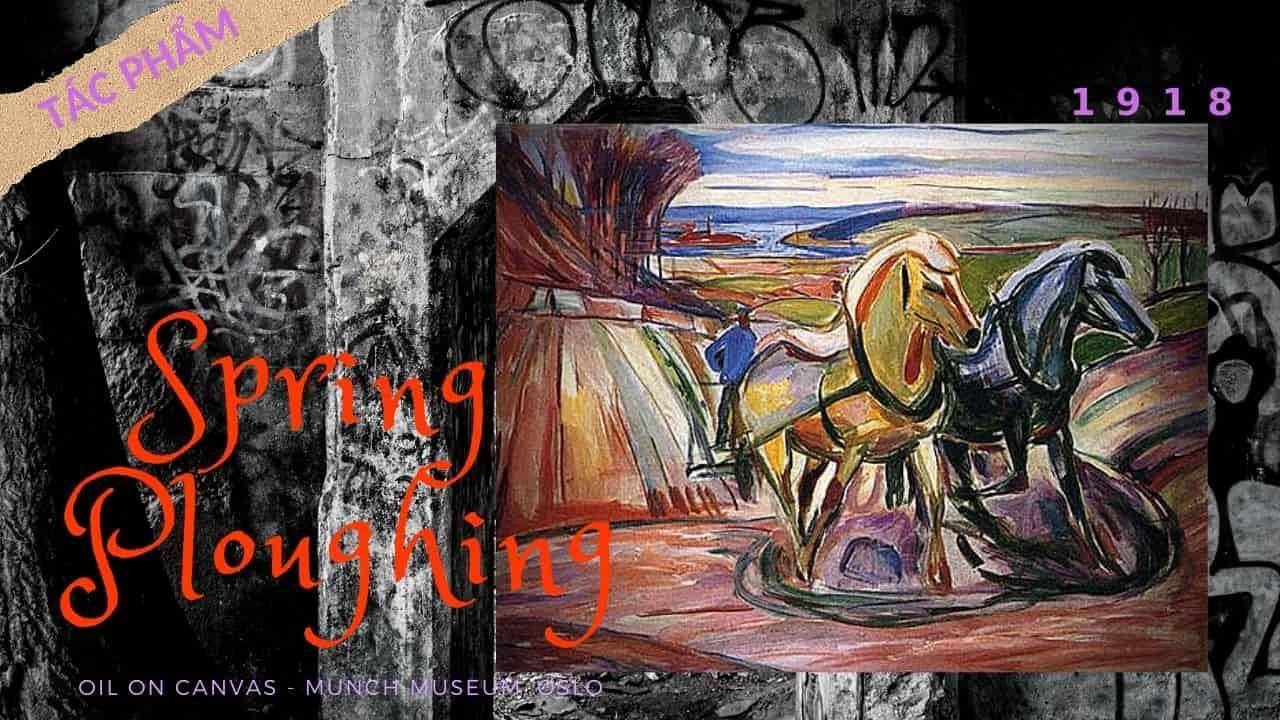tác phẩm Spring Ploughing(internet nguồn)