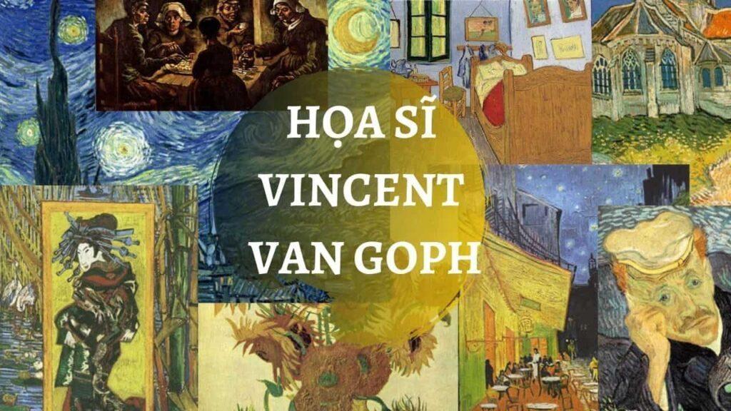 tác phẩm của van goph