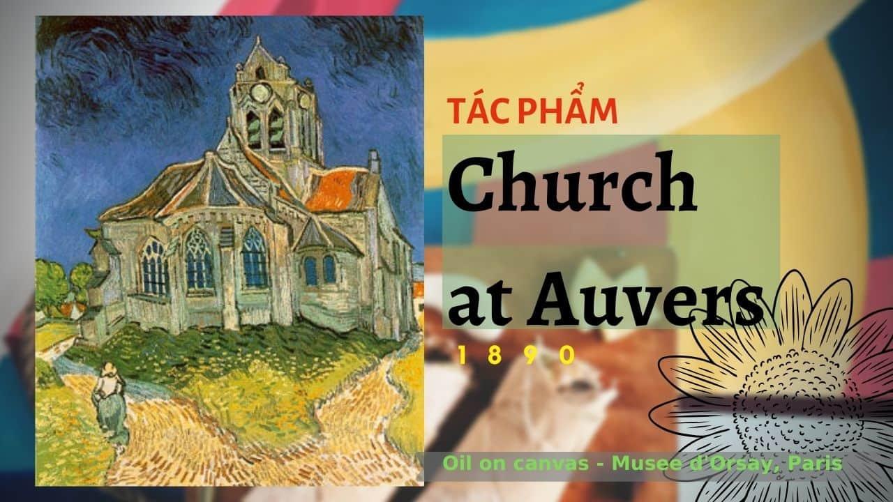 tác phẩm của van goph nhà thờ