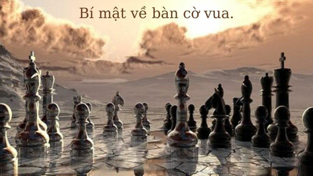 Bí mật bàn cờ vua