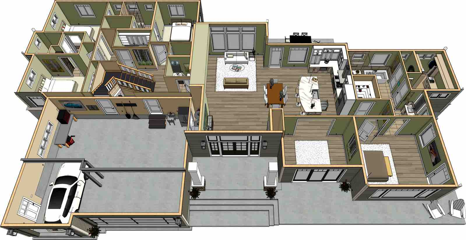 Chọn nghề thiết kế nội thất