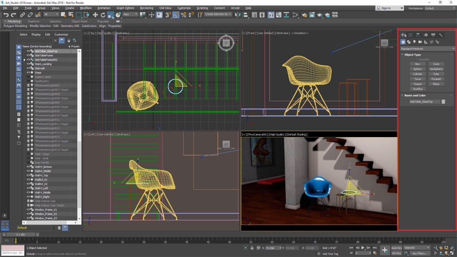 Phần mềm thiết kế nhà 3D R