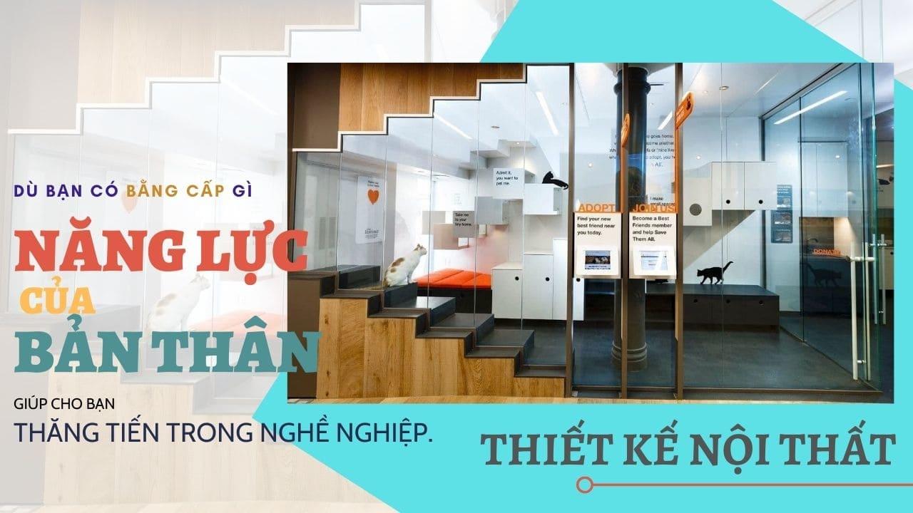 Học thiết kế nội thất hay một khóa học ngắn hạn