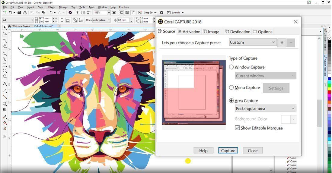 Học Corel Draw online cho ngành thiết kế quảng cáo