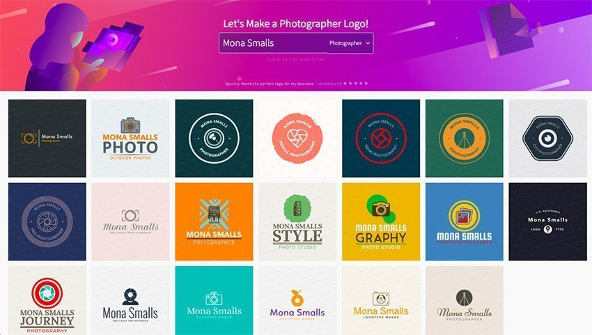 học thiết kế logo online