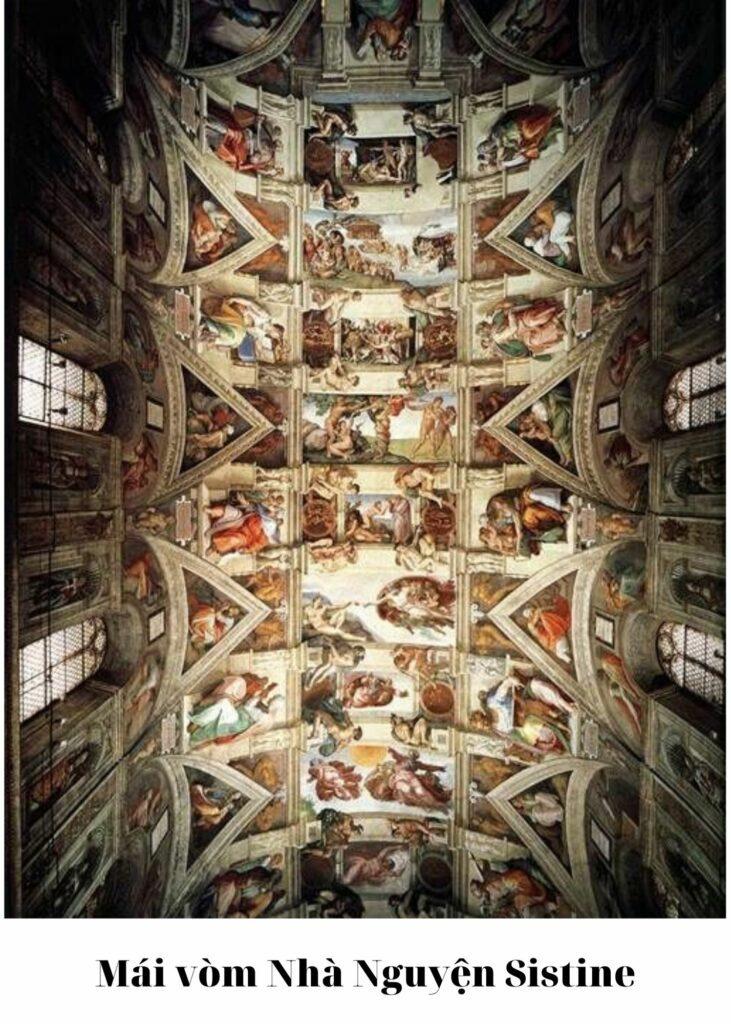 Mái vòm nhà nguyện Sistine