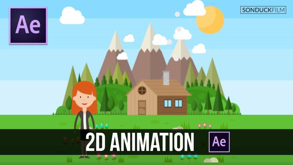 Phần mềm làm hoạt hình After Effect