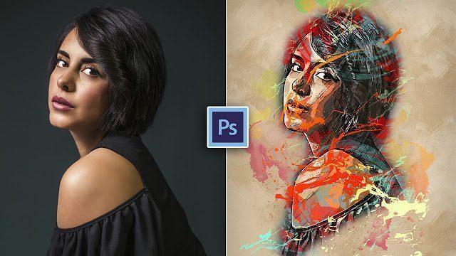 Tự học đồ họa photoshop căn bản