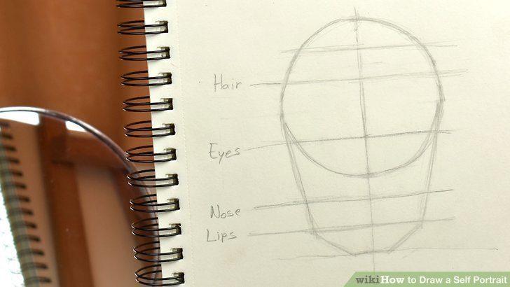 Hướng dẫn vẽ chân dung đơn giản