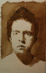 Cách vẽ chân dung sơn dầu