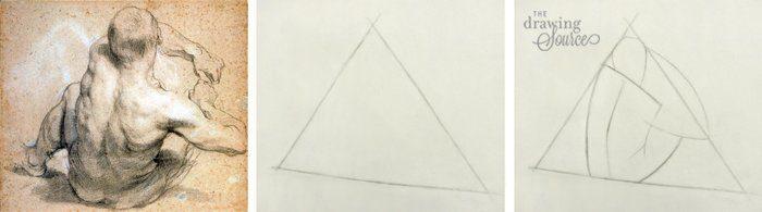 cách vẽ dáng người đơn giản
