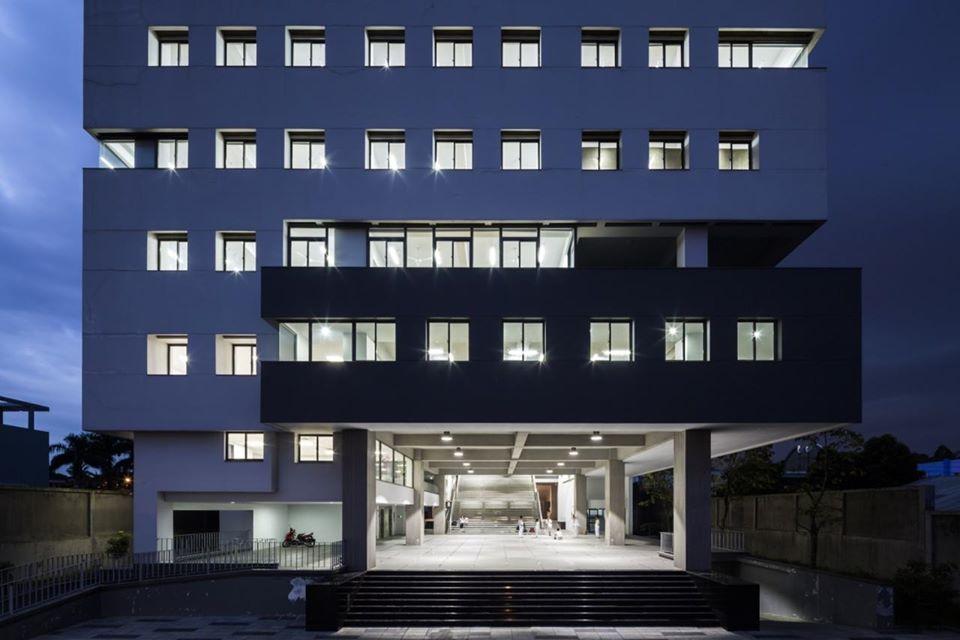 Đại học Kiến Trúc Tp. Hồ Chí Minn cơ sở 48 Đặng Văn Bi, Thủ Đức