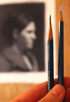 Bút chì vẽ