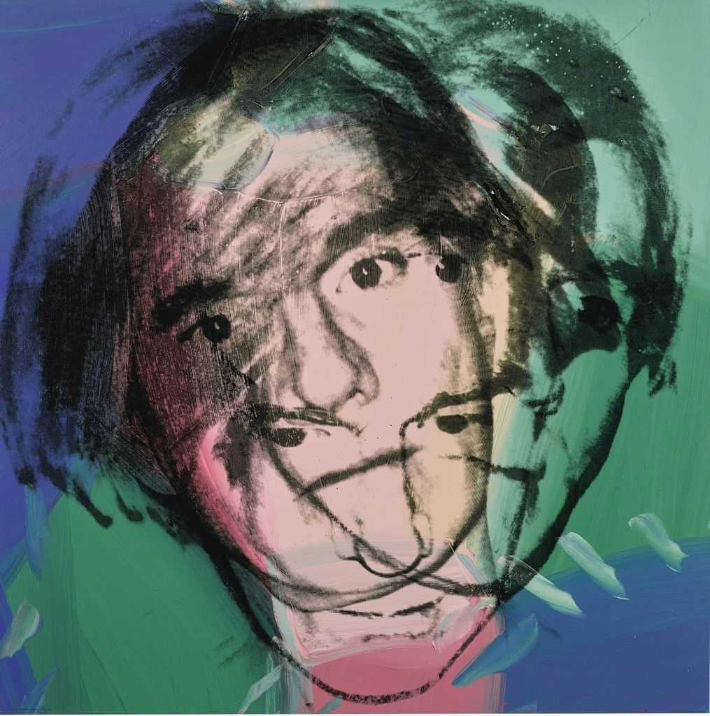 Self-Portrait, 1978 Sotheby's