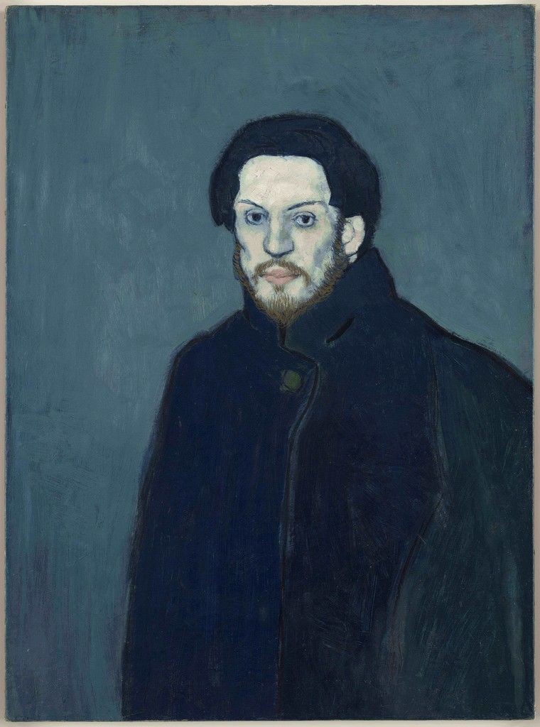 Self-Portrait, Late 1901 Tate Modern
