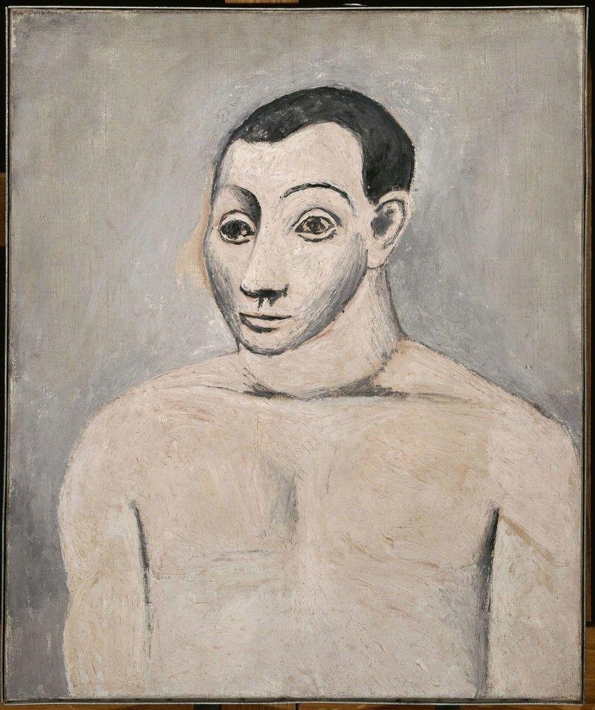 Autoportrait (Self-Portrait), 1906 Musée Picasso Paris
